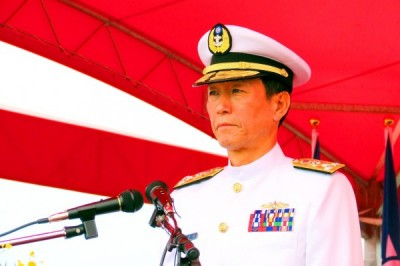 Deputy Minister of National Defense Lee Hsi-ming is pictured in an undated photograph. Lee was appointed chief of the general staff by President Tsai Ing-wen yesterday. Photo: CNA