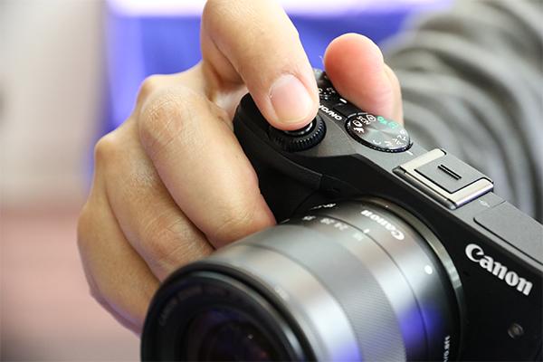 操作性能大躍進!Canon 最新無反光鏡 EOS M3 東京實機體驗