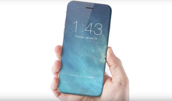 iPhone 8新规格迷人 市场高度期待