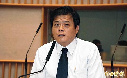 議長選舉涉賄  藍議員收押