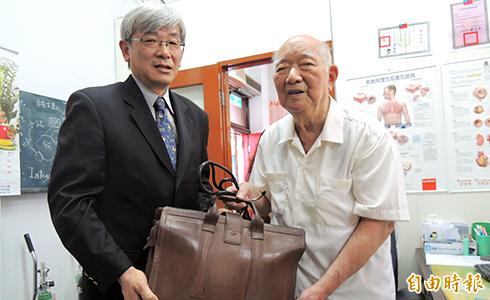 海角行醫70年  老醫生卸重擔