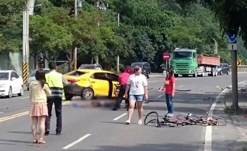 酒駕撞死2騎士 司機扯謊逃跑