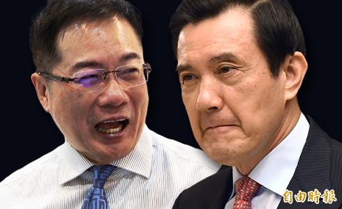 蔡正元嗆馬辦: 是什麼黑機關?