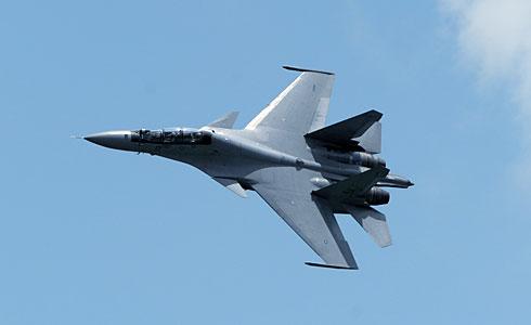 中國戰機繞行 「恐常態化」