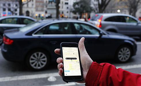 Uber非法載客 可罰2500萬