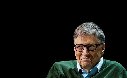 全球首富 不是比爾蓋茲?