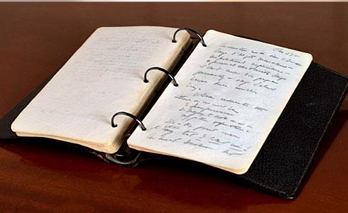 甘迺迪日記 以2160萬賣出