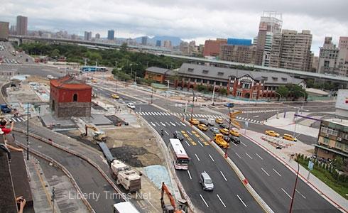 台北市 10大肇事路段