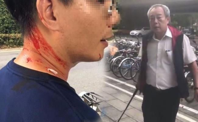 中國新歌聲場外 統派男打傷台大生遭逮