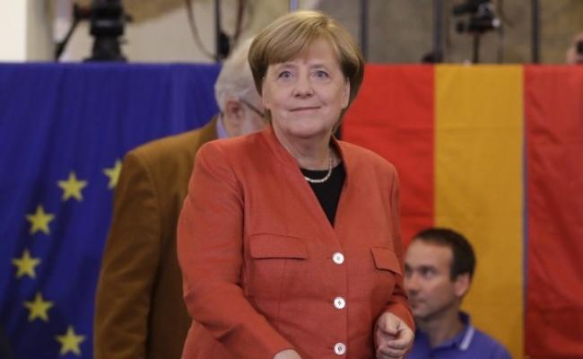 德國大選出口民調 梅克爾篤定4連霸