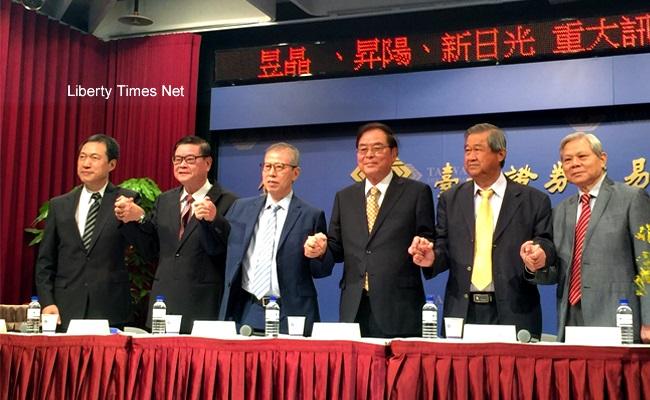 3太陽能廠大合併 不再為中國代工
