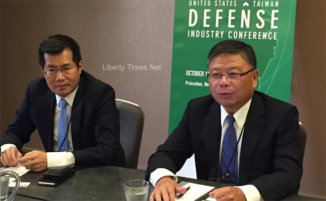 國防副部長談國防自主:你自己要爭氣