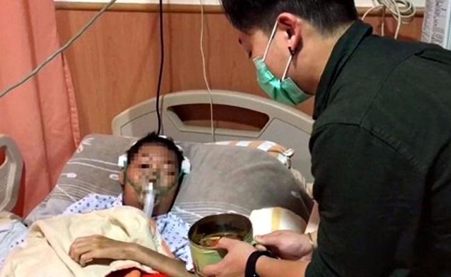 壽喜燒故事暖哭眾人 癌末弟弟病逝了