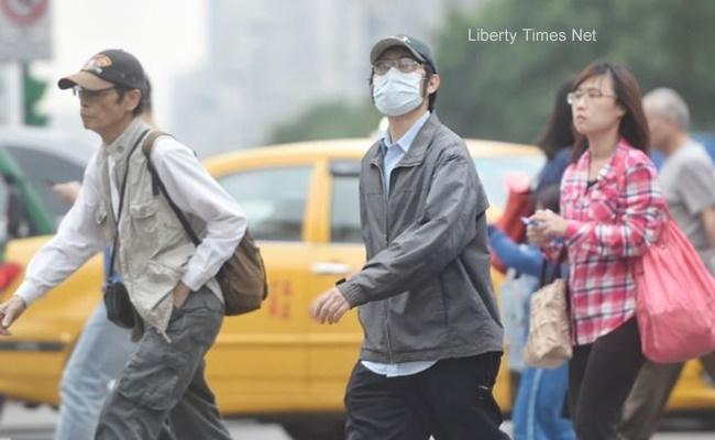 天氣變化加上空汙影響 敏感族群注意