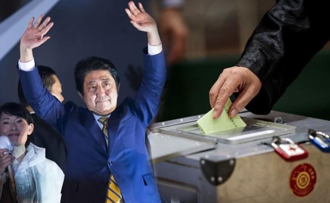 日本大選出口民調 自民黨大勝單獨過半