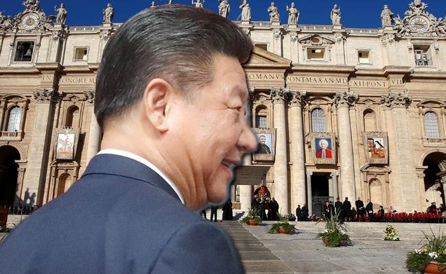 施壓台友邦?中國禁遊梵蒂岡、帛琉