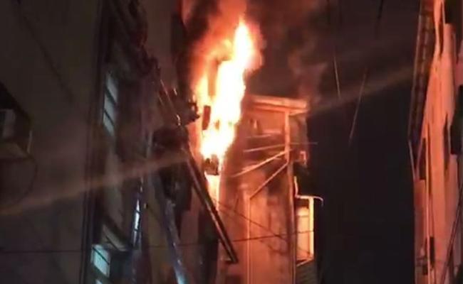 中和公寓惡火 至少9死2輕傷