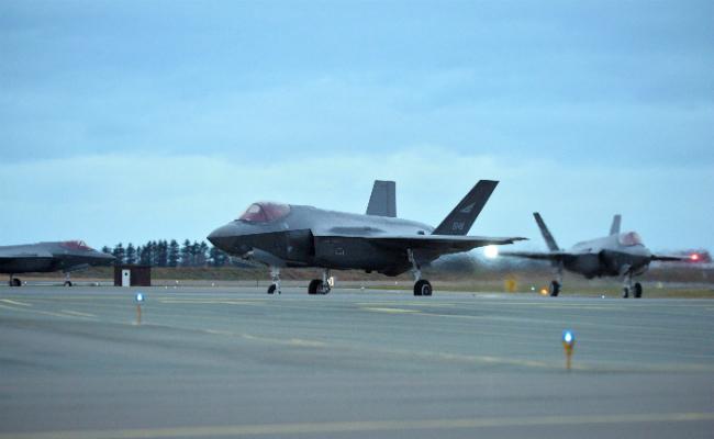 美國最猛戰機 將參與美韓軍演