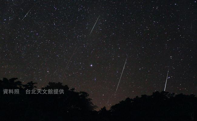 雙子座流星雨來了 10點後最宜追星