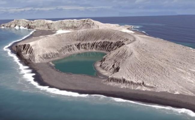 不被NASA看好的火山島 成研究火星線索
