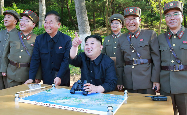 北韓飛彈技術躍進 日媒:這國暗助