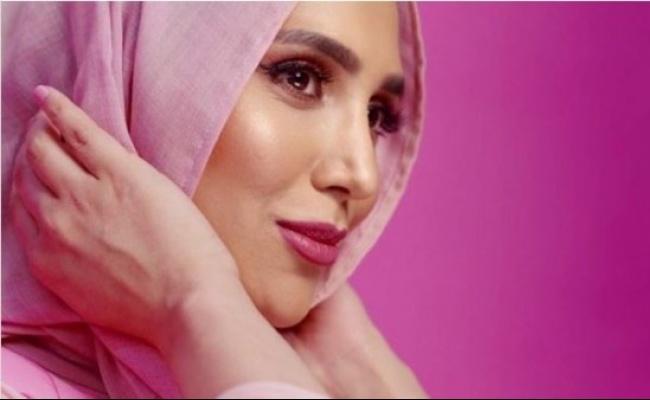 穆斯林女性戴頭巾拍美髮廣告 各界好評