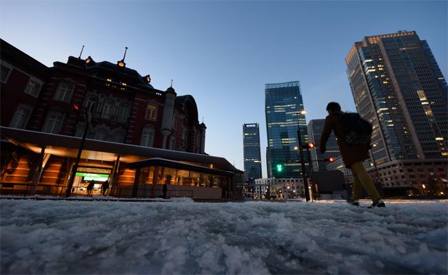 東京4年來最強暴雪 1台僑喪命