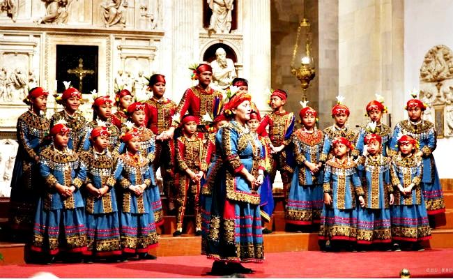 唯一來自亞洲 「青葉」登義聖樂節演出