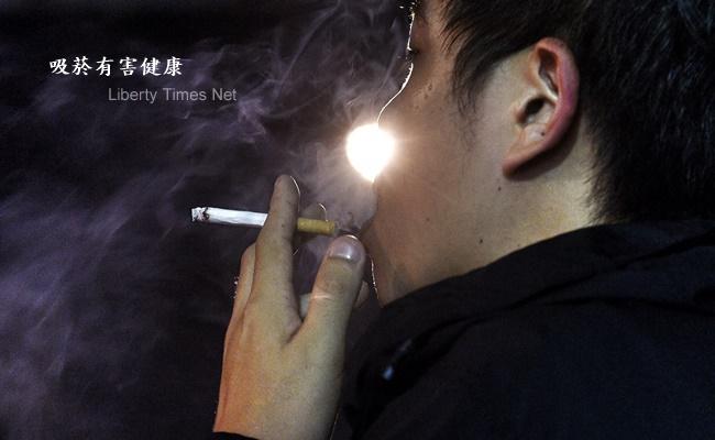 本土菸品長壽、尊爵將漲25至30元