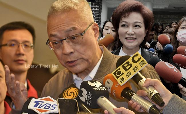 藍支持蕭淑麗當議長 吳爆當年內幕