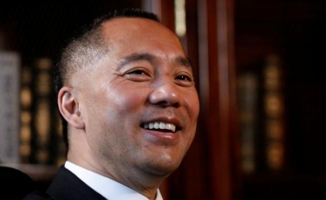 中國宣稱 偵破郭文貴偽造國家公文