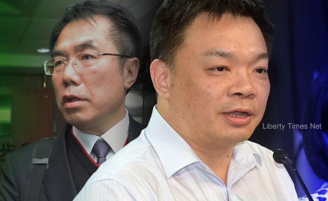 南市選戰 藍提名高思博PK黃偉哲