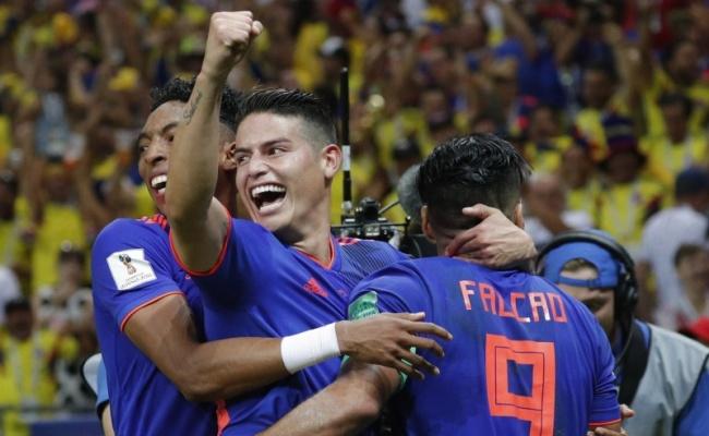 J羅神妙傳 哥倫比亞淘汰世界第8波蘭