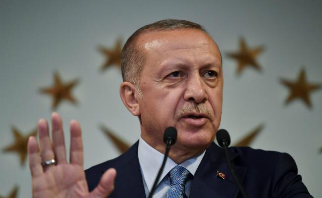 土耳其總統艾多根 獲53%選票連任