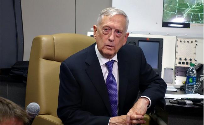赴中訪問 美國防長:掂掂看中國野心