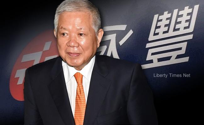 何壽川遭求刑12年 併科罰金3.6億