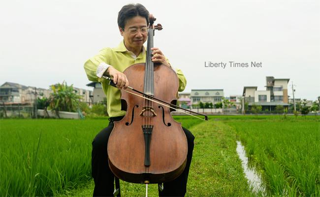 大提琴家張正傑 驚傳車禍手斷