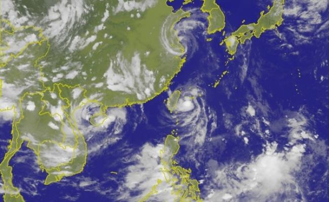 熱低壓仍可能變颱風 未來一週天氣不穩
