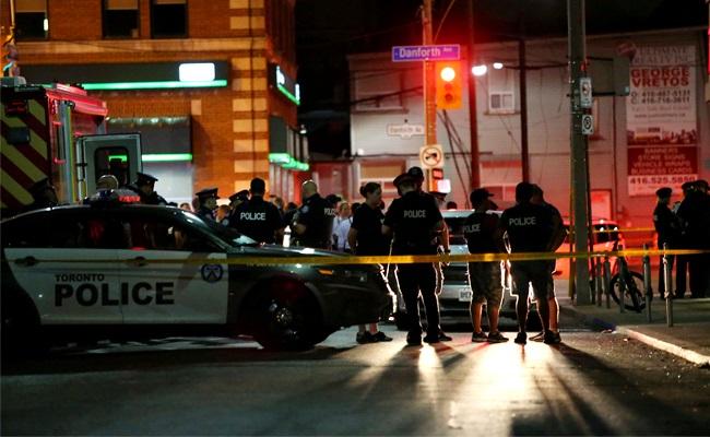 加拿大驚傳槍擊案 9人中彈槍手亡