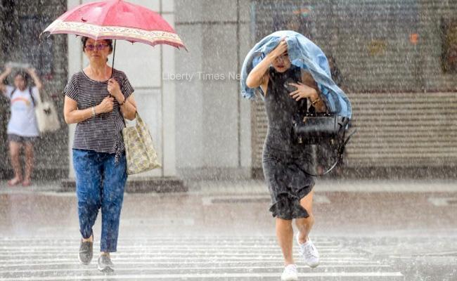 週日全台天氣不穩 留意局部大雨
