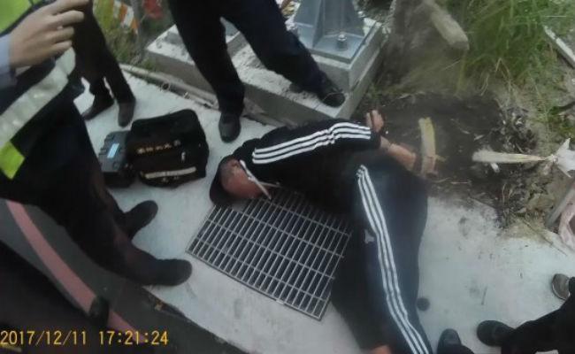 酒駕撞人輾過逃逸 法官重判殺人罪
