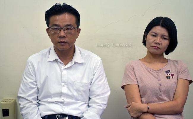 黃偉展坦承外遇2人 妻不離婚支持選下去