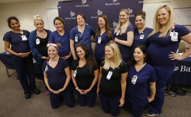 美醫院16名女護理師 短期內接連懷孕