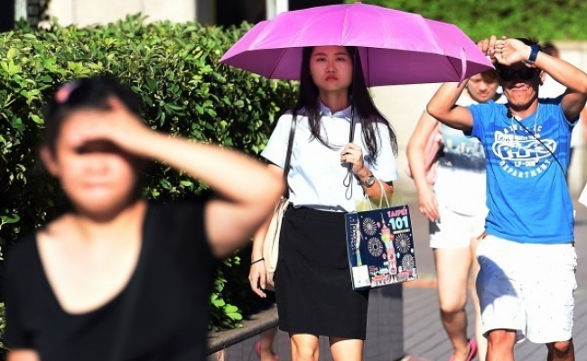週四還是熱! 大台北高溫恐破36度