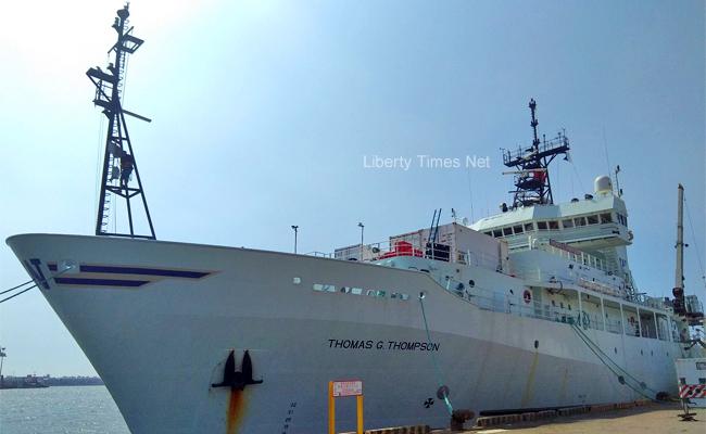 敏感時機!美海軍船艦停泊進高雄港