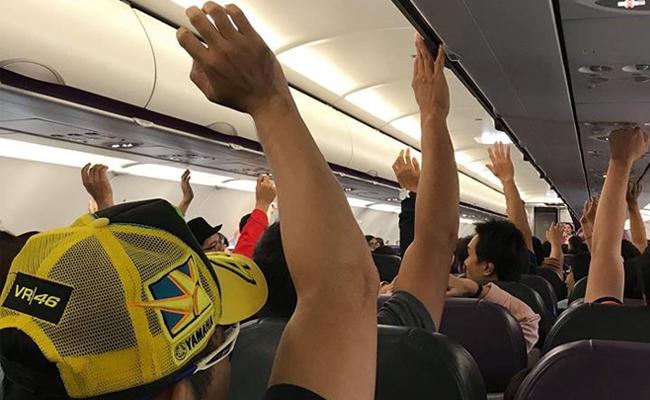 到台灣不能下機 旅客怨樂桃原機返日