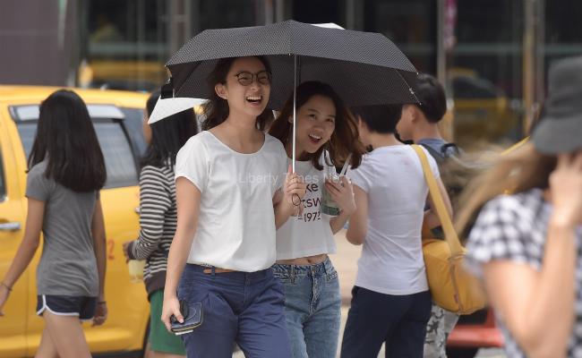 今白天飆30度 北台灣入夜後轉雨