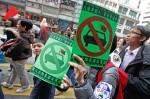 林保華:中國車上路 港人強烈反對