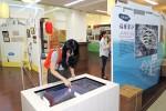 中研院數位文化中心與暨大 舉辦數位典藏成果展