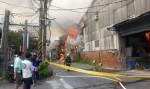 北市延平北路七段工廠火警 幸無人傷亡